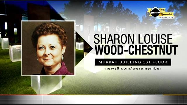 We Remember - 20 Years Later: Sharon Wood Chestnut