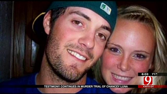 Testimony Continues In The Trail Of Chancey Luna