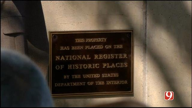 OKC National Memorial and Museum Receives National Register of Historic Places Plaque