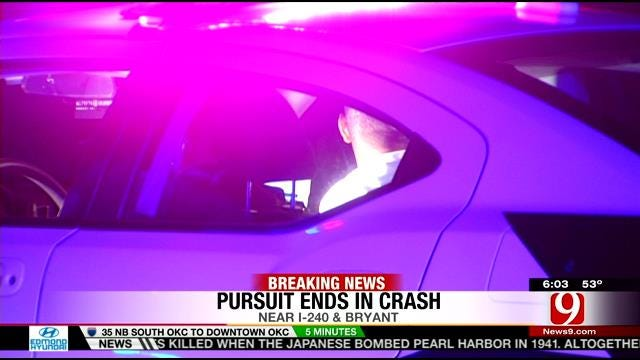 Suspects Apprehended In Two Overnight Police Chase In The Metro