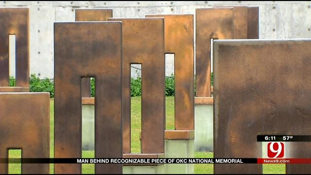 The Man Behind The OKC National Memorial Chairs