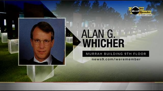 We Remember – 20 Years Later: Alan Whicher