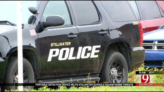 Stillwater Police Arrest 8th Grader After Junior High Bomb Threat