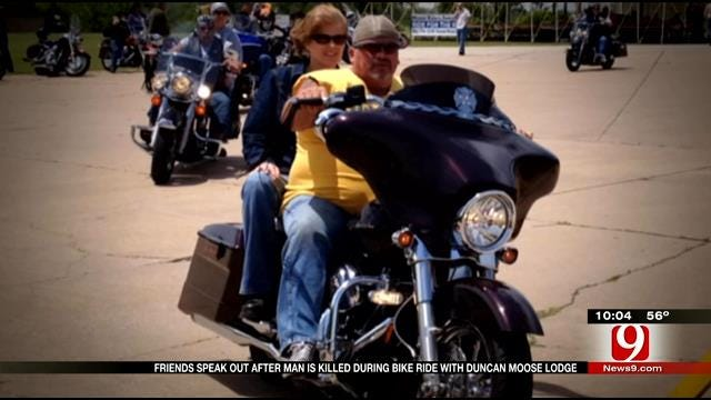 Friends Remember Duncan Firefighter Who Died In Motorcycle Crash