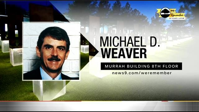 We Remember – 20 Years Later: Michael Weaver