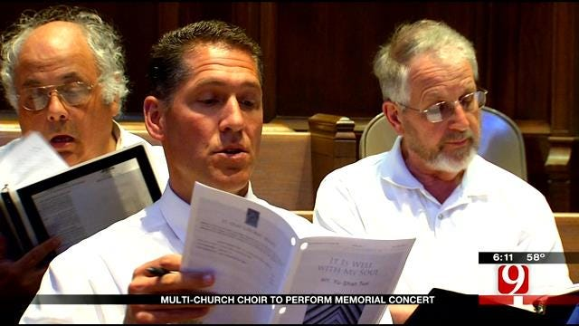 Memorial Concert Unites 168 Voices For OKC Bombing Anniversary