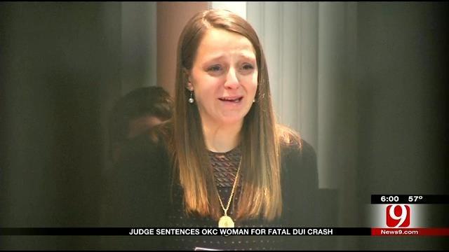 Daughter Of OKC Fatal DUI Victim Responds To Prison Sentence