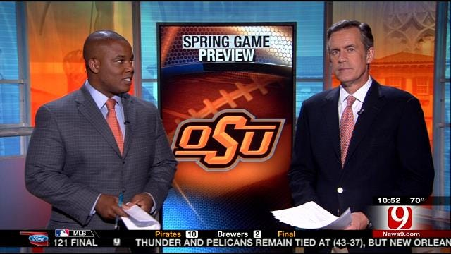Previewing the OSU Spring Game
