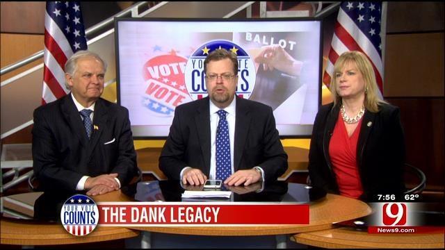 Your Vote Counts: Rep. David Dank Passes Away