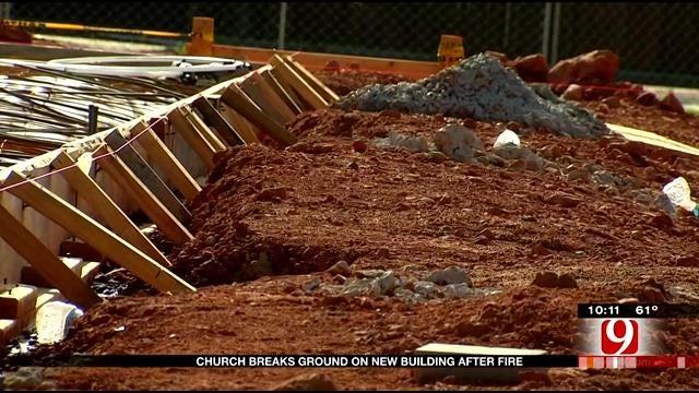 El Reno Church Begins To Rebuild Months After Fire