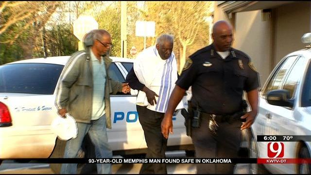 Oklahomans Help Missing TN Man, 93, Find Safety