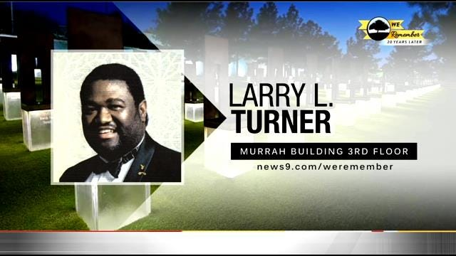 We Remember - 20 Years Later: Larry Turner