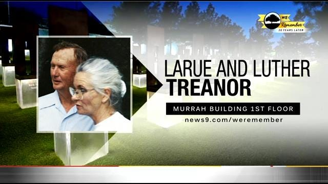 We Remember - 20 Years Later: LaRue and Luther Treanor