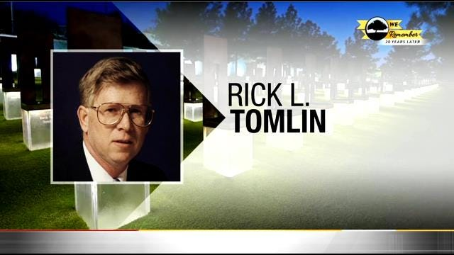 We Remember - 20 Years Later: Rick Tomlin