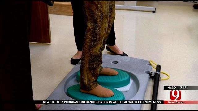 Medical Minute: Fighting Leg Numbness