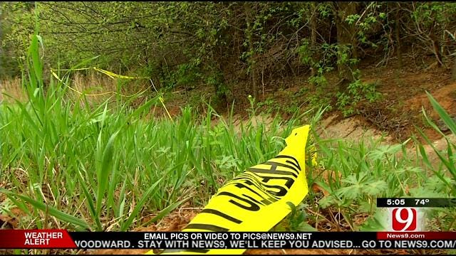 OSBI Working To Identify Body Found On I-40 Near Hinton