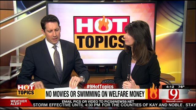 Hot Topics: Kansas New Welfare Rules