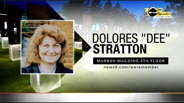 We Remember – 20 Years Later: Dolores Stratton
