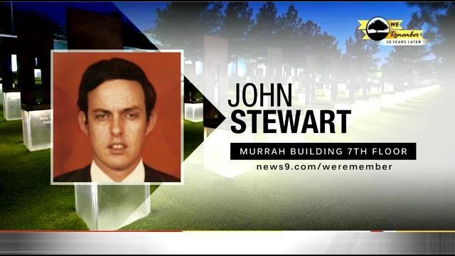 We Remember – 20 Years Later: John Stewart