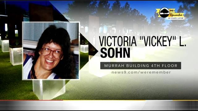 We Remember – 20 Years Later: Victoria Sohn
