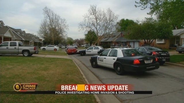 Authorities Investigate Deadly SW OKC Home Invasion