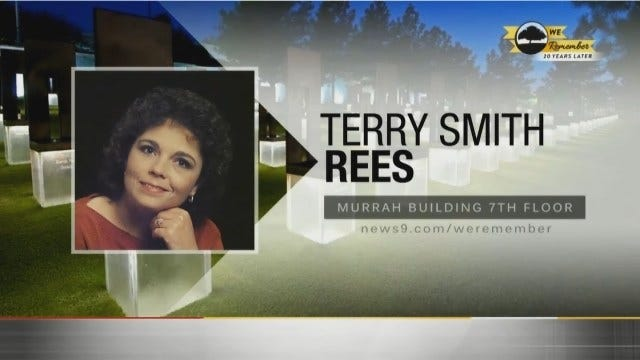 We Remember – 20 Years Later: Terry Smith Rees