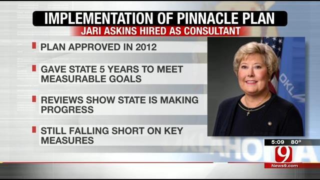 Jari Askins Works To Reform Child Welfare System In Oklahoma