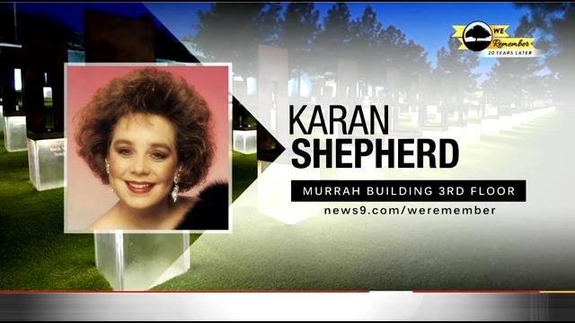We Remember – 20 Years Later: Karan Shepherd