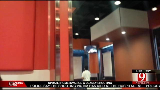 OKC Customers See Nudity On Restaurant TV During Dinner