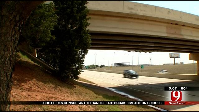 ODOT Hires Consultant To Inspect Bridges After Earthquakes