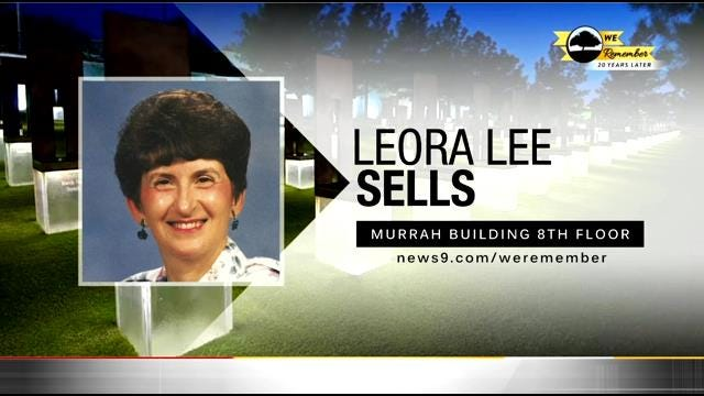 We Remember – 20 Years Later: Leora Sells