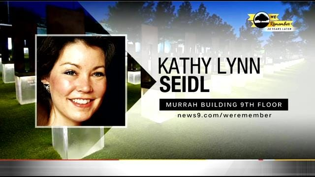 We Remember – 20 Years Later: Kathy Seidl