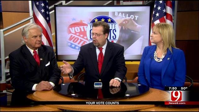 Your Vote Counts: Over-Incarceration, Education, Health