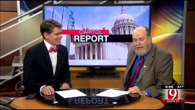 Capitol Report With Pat McGuigan: Iran Concerns