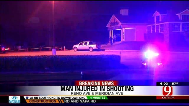 Police: Man Shot While Leaving OKC Nightclub