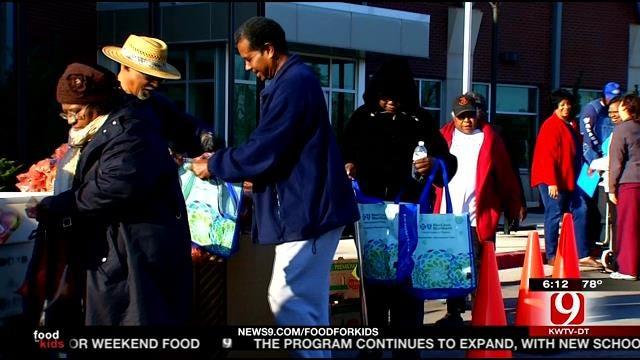 Regional Food Bank Announces Fresh Rx: A Prescription For Health