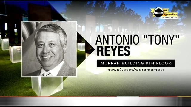 We Remember - 20 Years Later: Antonio Reyes