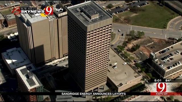 SandRidge Energy Eliminates 132 Corporate Staff Positions