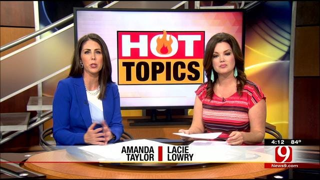 HOT TOPICS: California Softball Team Hazing Video Controversy