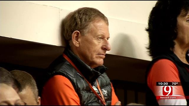 Holder And Ford Talk Expectations At OSU