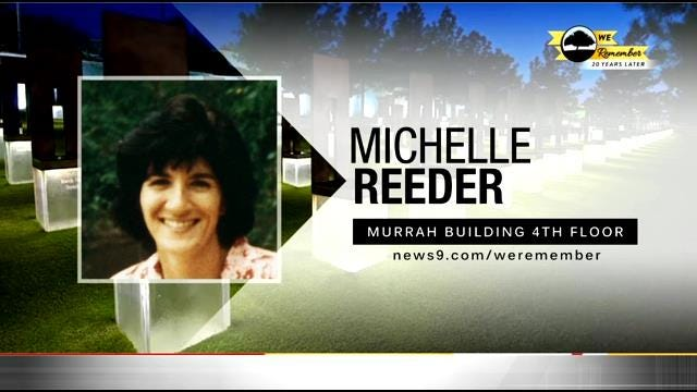 We Remember - 20 Years Later: Michelle Reeder