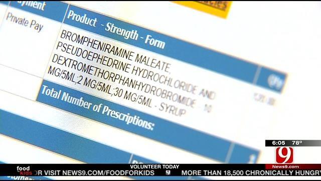 Gov. Mary Fallin Signs Bill That Helps Prevent Prescription Abuse