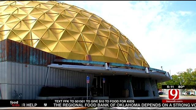 New Buyer Makes Offer On OKC's Historic Gold Dome
