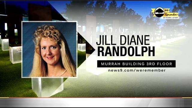 We Remember - 20 Years Later: Jill Randolph