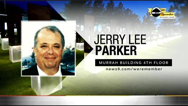 We Remember - 20 Years Later: Jerry Parker