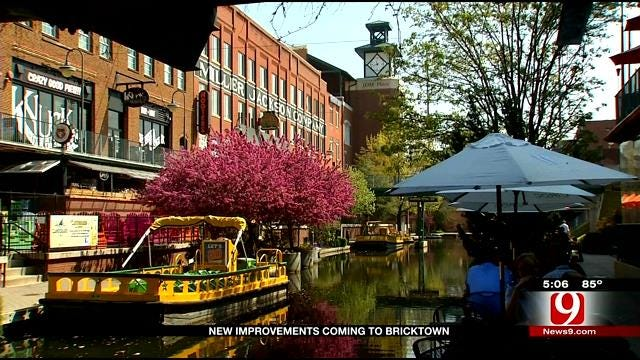 Facelift, Image Change On The Way For Bricktown