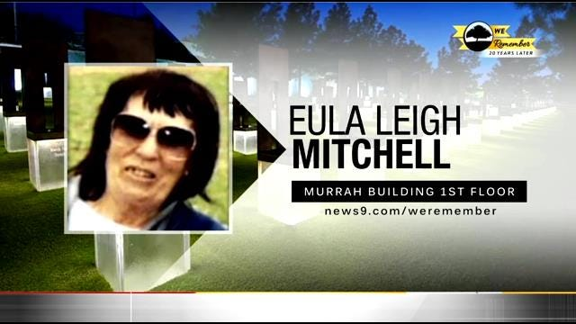 We Remember - 20 Years Later: Eula Mitchell