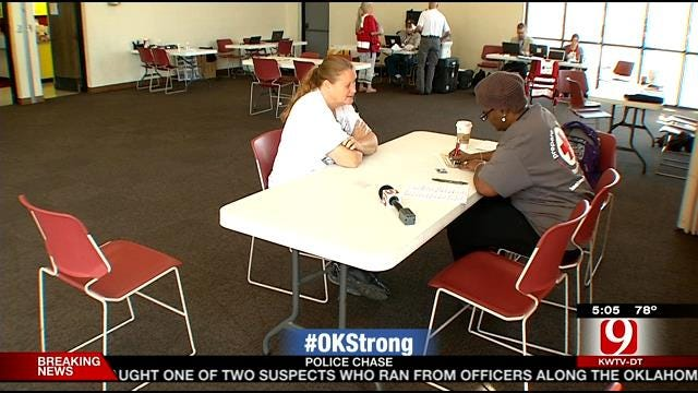 Red Cross Resource Center Helping Moore Tornado Victims