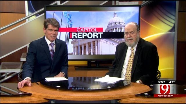 Capitol Report With Pat McGuigan: OU SAE Student Apology