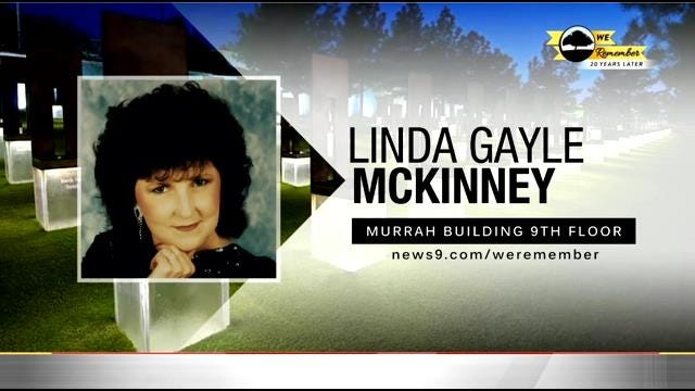 We Remember - 20 Years Later: Linda McKinney